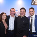 Kiwis hosts makan/kai for the Maori New Year