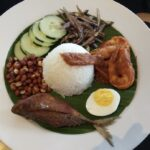Nasi Lemak, Filipino style? Only in St Giles Makati